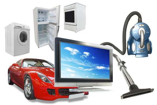Потребительские товары длительного пользования